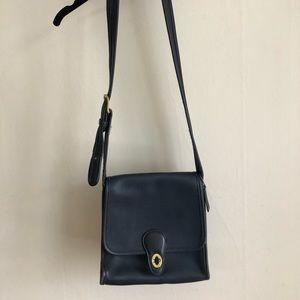 Vintage Coach crossbody purse